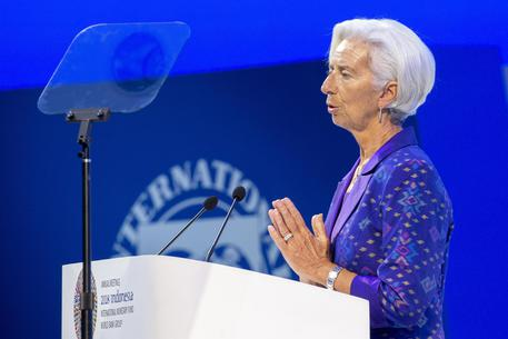 Christine Lagarde © EPA