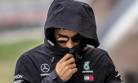 La resurrezione di Raikkonen Hamilton rinvia il quinto titolo