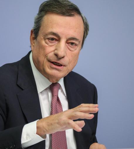 Per Mario Draghi è allarme spread,