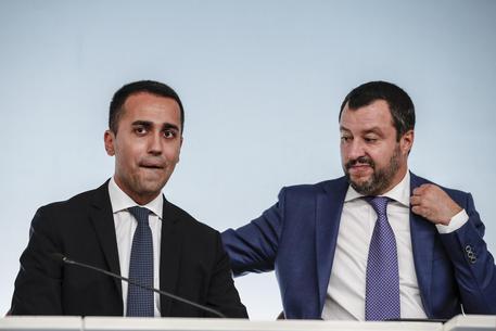 Governo: Salvini, li sento, ma inizio ad arrabbiarmi © ANSA