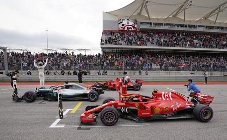 GpUsa: trionfa Kimi Raikkonen, Vettel ammette problemi personali