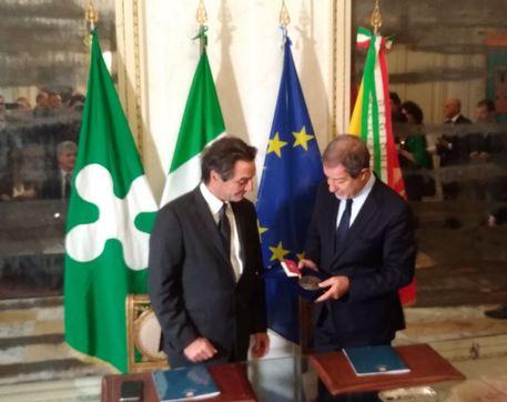 Sanità, accordo Sicilia-Lombardia$