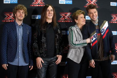 Photocall X-Factor © ANSA
