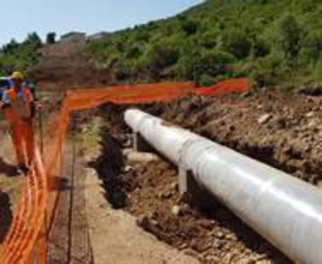 Nuovo acquedotto nel Sulcis è realtà