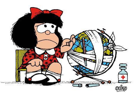 Mafalda © ANSA