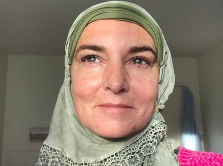 Sinead O'Connor si converte all'Islam