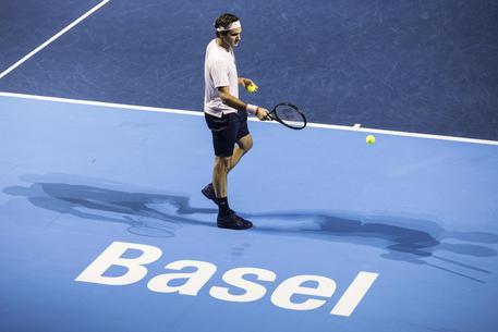 ATP Basilea, Federer in finale con Copil. Battuto Medvedev
