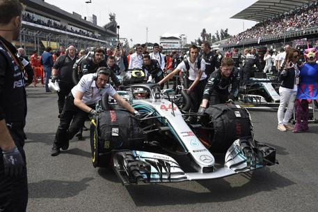 F1, la vittoria di Sebastian Vettel in Messico a quota 2,50
