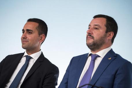 Ipsos: la Lega di Salvini avanza ancira, i maggiordomi M5s calano