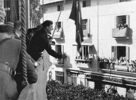 FU LA SPAGNA - Verso Barcellona Ufficio Storico Stato Maggiore dell'Esercito j.jpg © ANSA