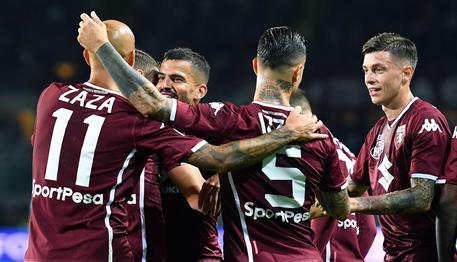 Serie A Torino-Frosinone 3-2, il tabellino