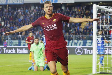 Serie A: Empoli-Roma 0-2 Dc8e9fdac27f1c389fefabbdd90e2798