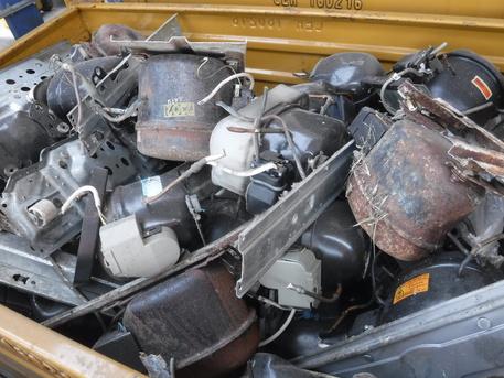 Raccolti 3.200 t. rifiuti elettrici