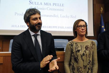 Salvini e Fico litigano sul film di Cucchi alla Camera