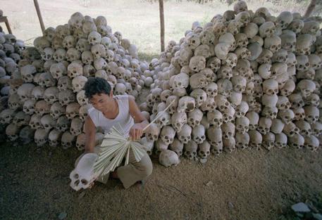 Khmer rossi, gli ultimi leader condannati per genocidio © AP