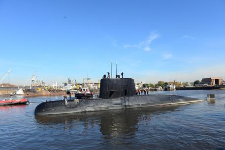 Argentina: localizzato il sottomarino Ara San Juan sparito un anno fa