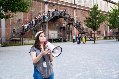 Generazioni a confronto a teatro Massimo