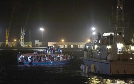 Sbarco di migranti a Pozzallo, tra loro anche un neonato$