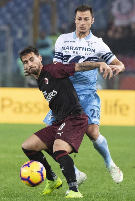 Lazio-Milan 1-1, Chievo ferma il Napoli Aab7cfd89a2c59de682800d76d0c93d5