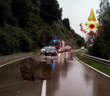 Maltempo in Sardegna: Ecco le strade chiuse dall'Anas