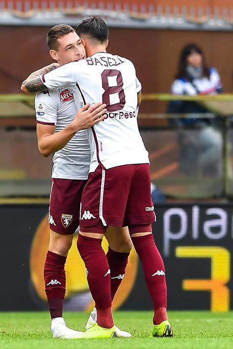 Serie A: vincono Torino e Sassuolo - Ecco tutti i Risultati degli incontri della 11/a giornata del campionato di Serie A