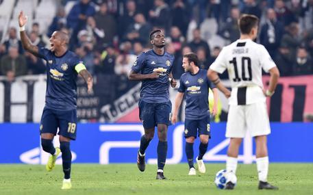80eef0fdd9 Champions League  Juventus-United 1-2