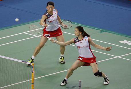 Il badminton tra sport dell'Università