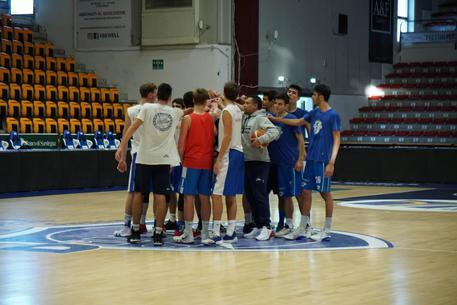 A Sassari si costruisce la futura Dinamo