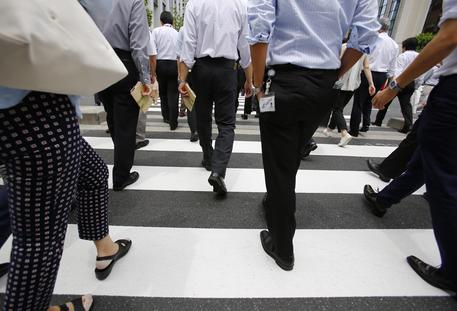 Istat, occupazione in calo nel terzo trimestre 2018