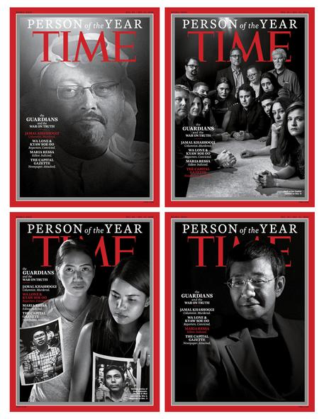 Time Person Of The Year © AP