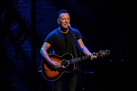 SPRINGSTEEN ON BROADWAY © ANSA