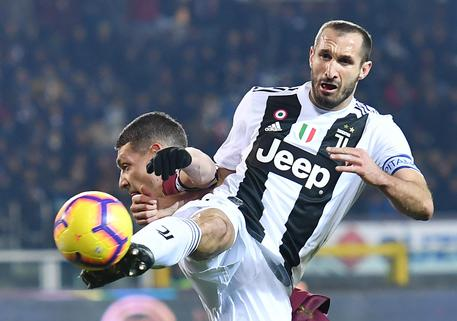 Juventus, Chiellini: