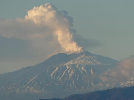 Etna, seconda notte tranquilla dopo il sisma$