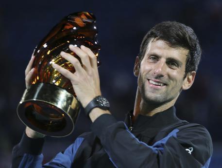 Djokovic cannibale: rimonta e batte Anderson nel 'rematch' della finale di Wimbledon