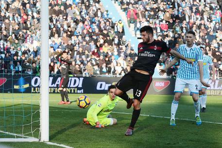 Serie A: Spal-Milan 0-4 8966c014ae66d785b700e31c113c33fc