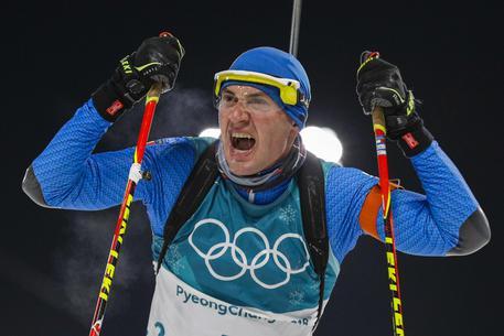 Biathlon, prima medaglia azzurra. Bronzo con Windisch