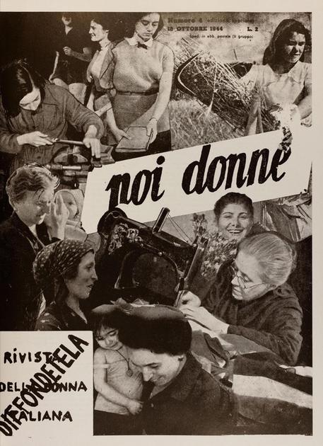 Noi donne del 1944 45 online la voce clandestina della - Diva e donne giornale ...