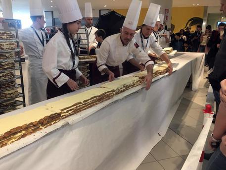 Panna nel tiramisù, il Veneto contesta il record FVG