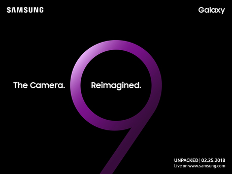 Samsung Galaxy S9 sarà dotato di speaker audio stereo
