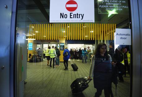 Bomba inesplosa. Aeroporto di London City chiuso