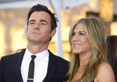 Jennifer Aniston e Justin Theroux si sono detti addio