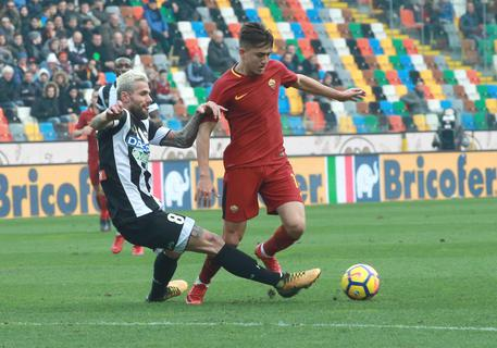 Serie A: Udinese-Roma 0-2 43213fbf96f4b6bc6ab4ffb8b560b631