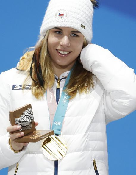 PyeongChang, Ledecka superstar: la ragazza dello snow è tornata