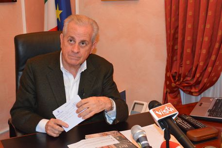 Claudio Scajola si candida sindaco di Imperia