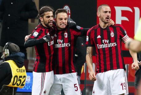 Milan-Sampdoria 1-0, rossoneri ora 6/i 9f6580df9b4f5b9211cc8694934c4fc5