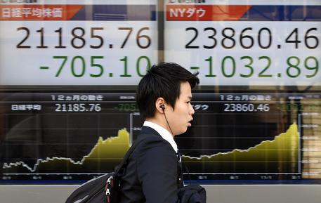 Borse europee volatili ma positive in chiusura, Milano +0,46%