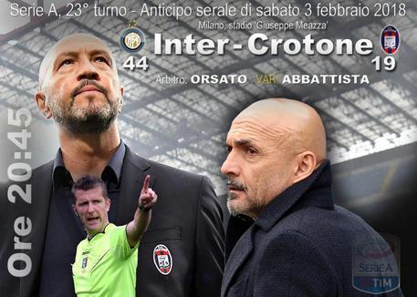 Inter-Crotone, Spalletti: