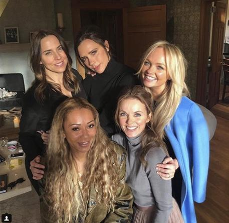 Spice Girls: confermata la reunion