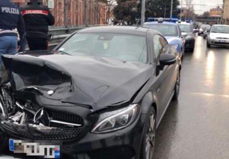 Bologna, l'auto di Keita investe una 12enne