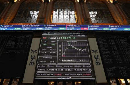 589aab7c89 Borsa: Europa teme rialzo tassi Fed - Economia - ANSA.it